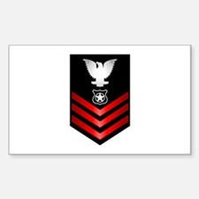 Navy Master at Arms First Class Decal