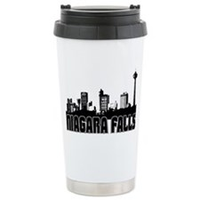 Niagara Falls Skyline Travel Mug