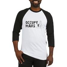 Occupy Mars Baseball Jersey