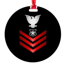Navy Master at Arms First Class Ornament