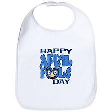 Happy April Fools Day Bib