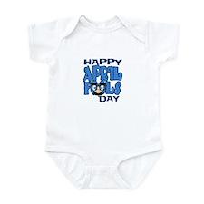 Happy April Fools Day Infant Bodysuit