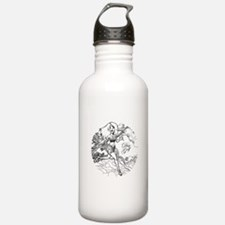 Disc Golf Girl Style Water Bottle