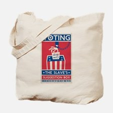 Voting Tote Bag