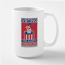 Voting Mug