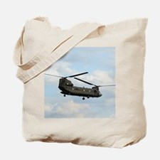 CH-47 Chinnok Helicopter Tote Bag
