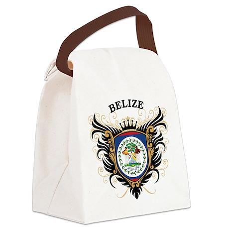 Belize Canvas Lunch Bag