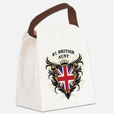 n1_british_aunt.png Canvas Lunch Bag