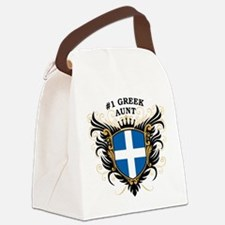 n1_greek_aunt.png Canvas Lunch Bag