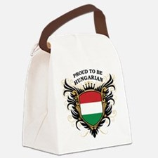 proud_hungarian.png Canvas Lunch Bag