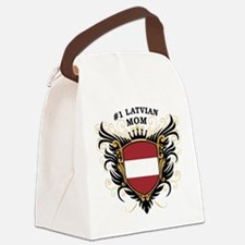 n1_latvian_mom.png Canvas Lunch Bag
