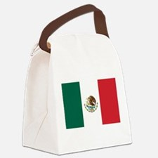 flag_mexico.png Canvas Lunch Bag