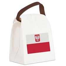 flag_poland.png Canvas Lunch Bag