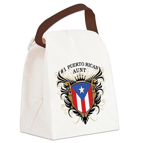 n1_puertorican_aunt.png Canvas Lunch Bag