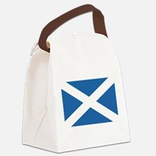 flag_scotland.png Canvas Lunch Bag