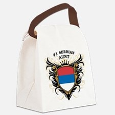 n1_serbian_aunt.png Canvas Lunch Bag