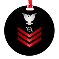 Navy Operations Specialist First Class Ornament