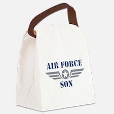Air Force Son Canvas Lunch Bag