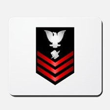 Navy Personnel Specialist First Class Mousepad