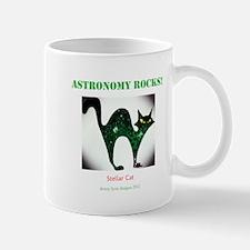 Astronomy Rocks! Stellar Cat Mug