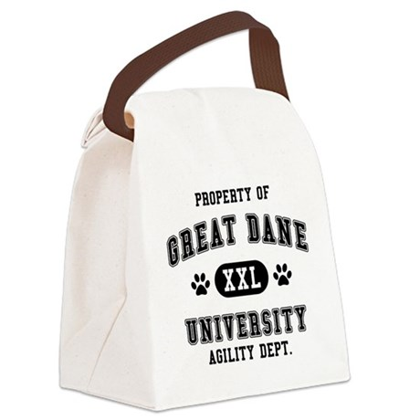 Property of Great Dane Univ. Canvas Lunch Bag