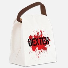 dexter_bld.png Canvas Lunch Bag