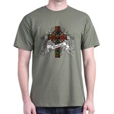 MacDougal Tartan Cross T-Shirt