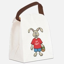 rabbit.png Canvas Lunch Bag
