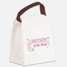 Mother of the Bride [f/b] Canvas Lunch Bag