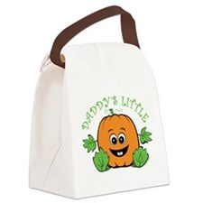 daddys_pumpkin.png Canvas Lunch Bag