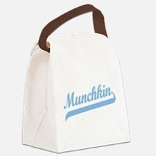 munchkin_b.png Canvas Lunch Bag