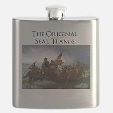 The Original Seal Team 6 Flask