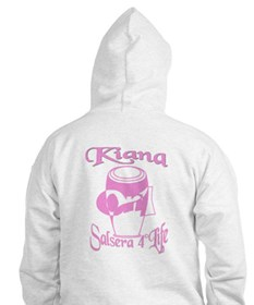 Personalized for Kiana Hoodie Sweatshirt