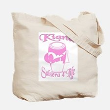 Personalized for Kiana Tote Bag