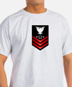 Navy Sonar Technician First Class T-Shirt