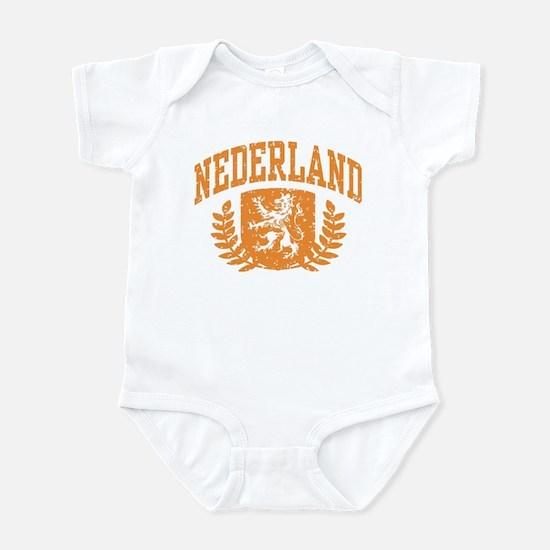 Nederland Infant Bodysuit