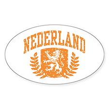 Nederland Stickers