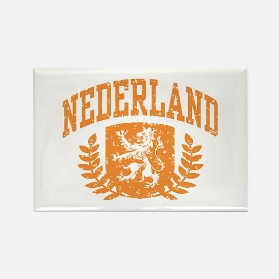 Nederland Rectangle Magnet
