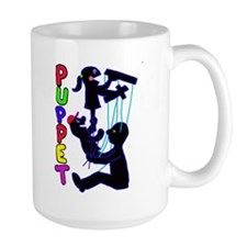 puppets Mug