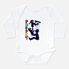 puppets Long Sleeve Infant Bodysuit