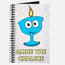 """Alice the Chalice"" Journal"