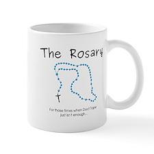 The Power of the Rosary Mug