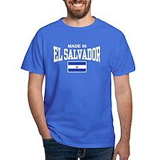 Made In El Salvador T-Shirt