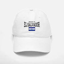 Made In El Salvador Baseball Baseball Cap