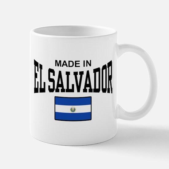 Made In El Salvador Mug
