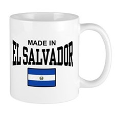 Made In El Salvador Mug