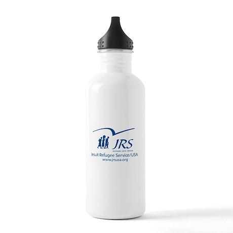 JRSUSA Blue Logo Stainless Water Bottle 1.0L