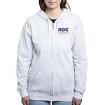 ROC Logo Women's Zip Hoodie