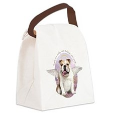 angelwithwings.png Canvas Lunch Bag
