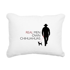 realmen.png Rectangular Canvas Pillow